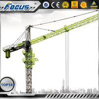 H336B Top-level configuration tower crane operator jobs,tower crane stability