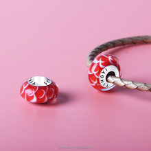 High quality Japan style bead lampworked glass beads for diy jewelry