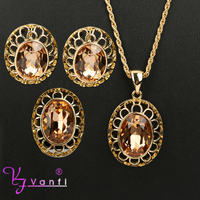 Wholesale traditional amber south indian gold jewellery,18kgp necklace fashion necklaces for sale