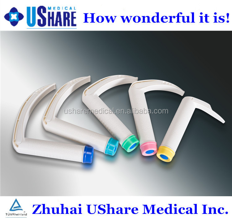 2016 Laryngoscope Medicall Supply for Hospital and Clinics Dental Instrument