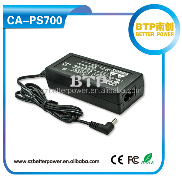 CA-PS700 external dc power supply For Canon EOS 10D 20D 20Da 5D D30 100D 300D 350D 700D 1200D
