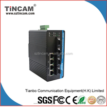 6 Port 10/100/1000m Industrial Ethernet Switch