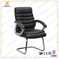 WorkWell low price PU office mesh visitor chair kw-v5010
