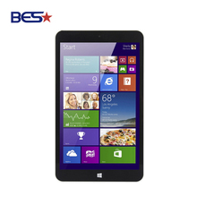 8 inch 1280x800 3g ultra slim windows tablet