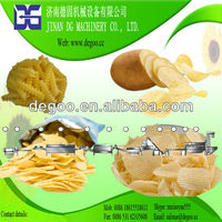 Fully Automatic Twister potato chips machine