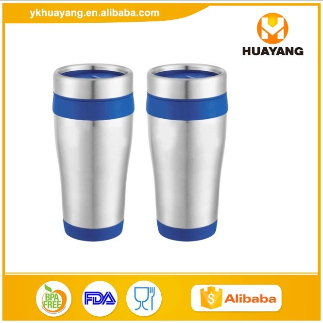 400ml stainless steel coffee mug without handle (HY-A140)