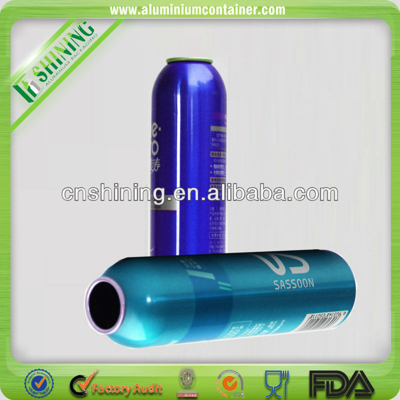 Recommended Aluminum Aerosol Spray Can Packaging