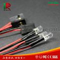 Direct wholesale JR Male Auto Led light connected wire cable