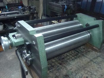 Muller Martini Perforating Cylinder