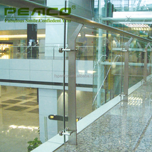 PEMCO Project Balustrade Glass Railing And Stainless steel handrail !!!