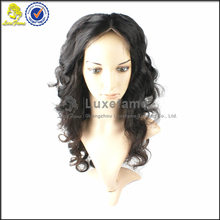 Wholesale 100% Hand Made full lace indian Human Hair Wigs