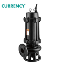 High Quality Vertical Centrifugal Electric Non-Clog JYWQ Series Submersible Sewage Pump With Mixer