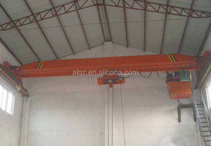 Light Duty motor-driven overhead crane with 1T load capacity