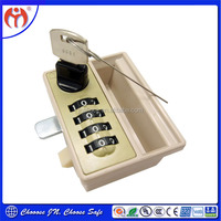 Website business Mechanical Locker Lock file lock JN9502 4 digits