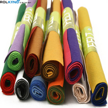 natural cheap 3mm 1mm 5mm 8mm non-woven fabrics artificial suede fabric