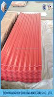 Building Materials Low Price Glazed Roof Tile 850mm