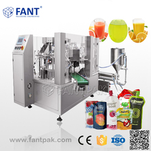 Beverage Liquid Pouch Filling Equipment