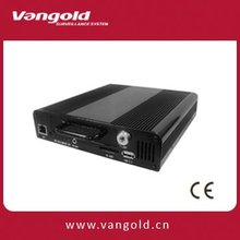 2CH H.264 Realtime High Resolution Vehicle DVR, GPS Car DVR VG-0012 with GPS module