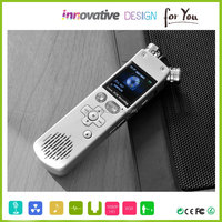 High Quality Voice Recorder with FM/MP3 function
