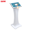 Popular customizable small size 19.5 inch touch screen kiosk LG multiple functions android kiosk touch screen tv