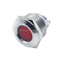 XD22-1-A1 22mm Metal LED Indicator Light Lamp Switch 2 Screw Terminal