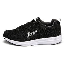New Style Men's Fashion Sports Shoes Jogging Shoes Sneakers Men's Fly Knit Running Shoes