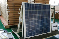 200w high power sun power poly solar panel with double eva for 1000w home solar systems