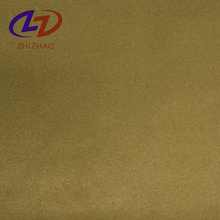 Hot Sell 100 Polyester Suede Fabric For Sofa