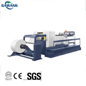 Carbon-Free Carbon Copy Paper Rotary Paper Cutting Machine