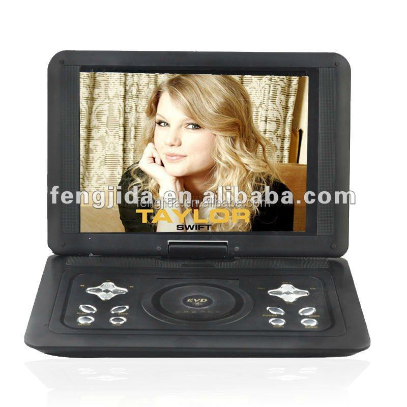 cheapest usb sd card reader dvd player with FM,GAMEPAD