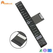 Low cheap prices cost custom capacitive touch panel screen on off switch decorative board plate keypad