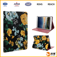 Factory Price Protective PU leather tablet cover for iPad Mini 4 PU Case