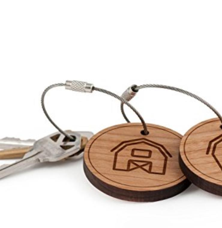 Top Manufacturer Key Chain Accessories Wooden KeyChain