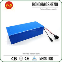 Long cycle life rechargeable UPS battery 12v 8ah li ion battery pack