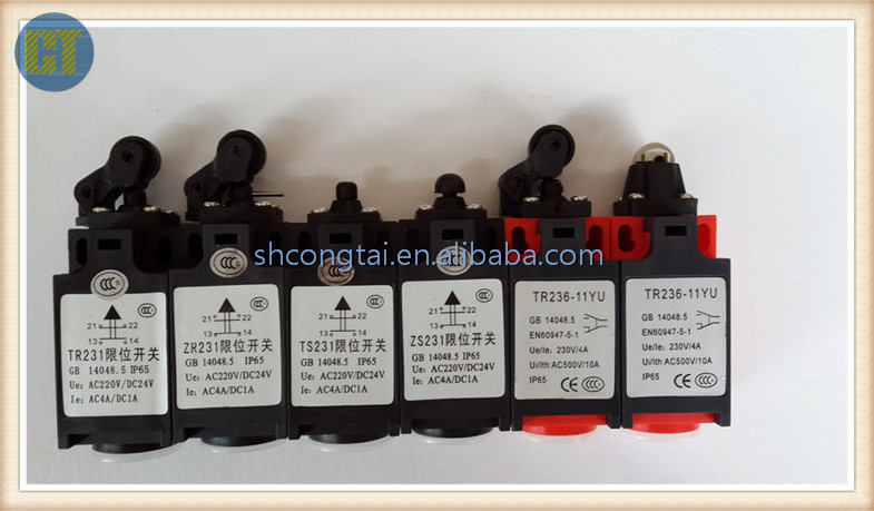 Elevator Limit Switch TR231 ZR231 TS231 ZS231 TR236-11YU TR236-11YU