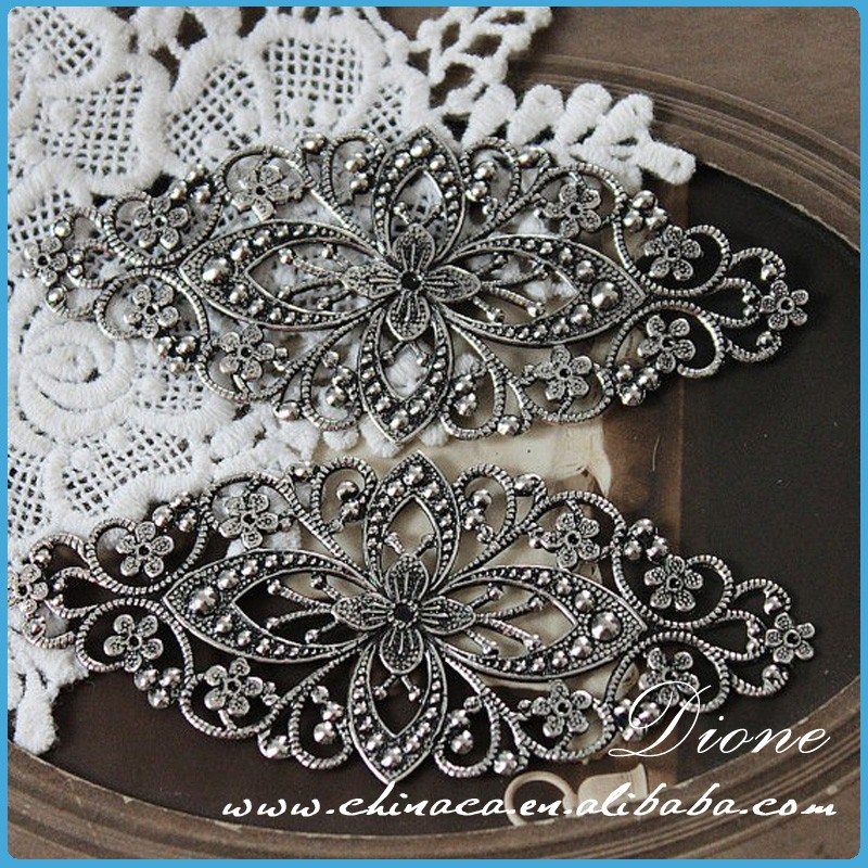 jewelry filigree findings components