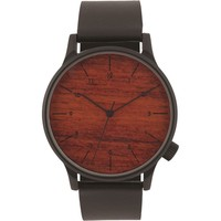 Exclusive designed watch with wood dial and Japanese movement