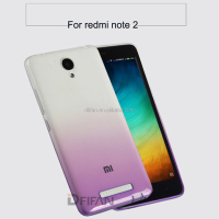 Redmi note 2 covers color change case for xiaomi redmi note 2 back cover case
