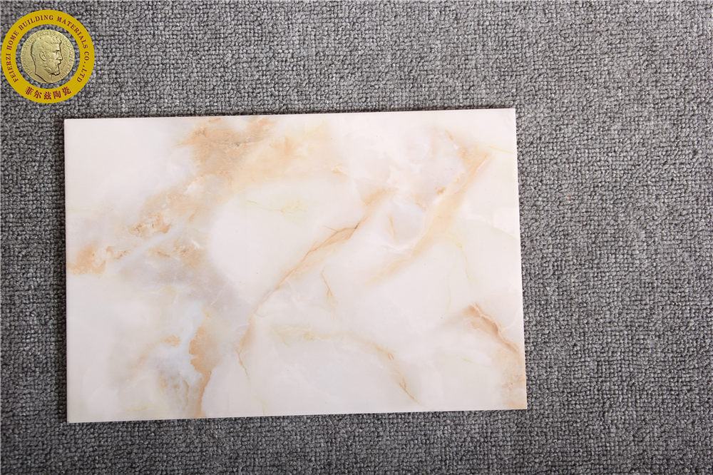 Small size modern design cheap marble tiles ceramic wall and floor bathroom tiles