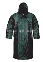 0.17mm 170T-190T Polyester/ PVC Waterproof Rain Suit