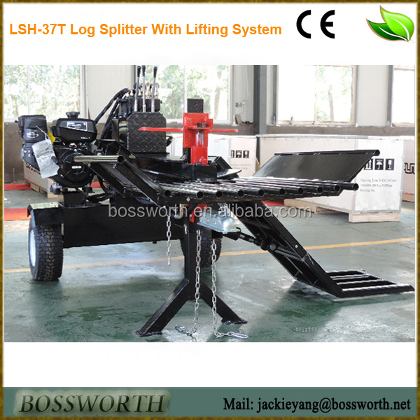 hydraulic oil for log splitter