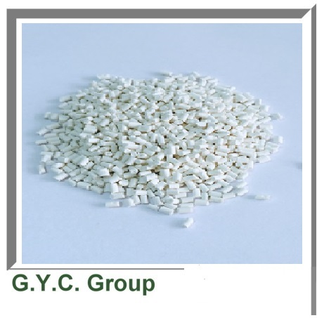 PVC granule for flexible rigid extrusion and injection processing PVC compound