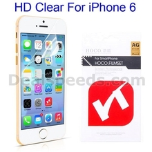 HOCO Advanced Filmset HD Clear Anti-Scratch Screen Protector for iPhone 6 4.7inch