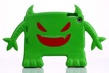 Most popular custom cartoon Monster design tablet case for ipad mini, for ipad mini 4 stand case