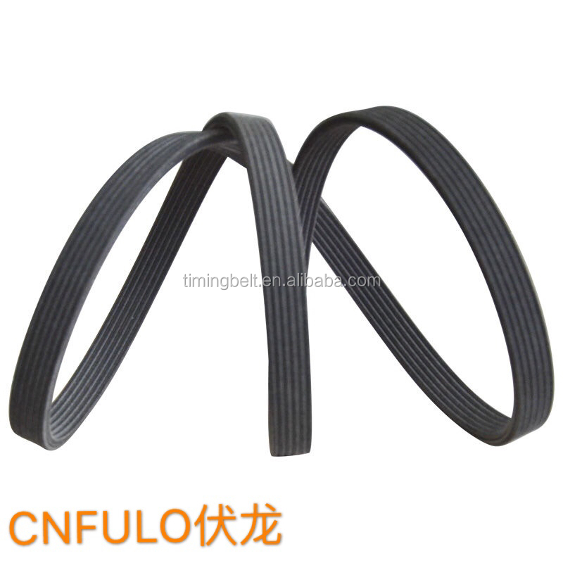High Quality Auto / car PK belt EPDM / CR material with japan cord