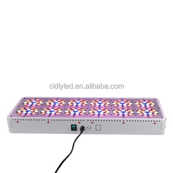 Cidly LED 12 450W Multicolor LED Grow Lights with CE and RoHS Certifications, High Power