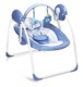 In door/out doorkiddie ride electronic rocking swing chair