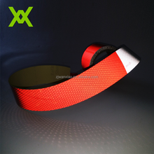 3M Promotion Self Adhesive Dot-c2 Truck Red White Reflective Safety Tape For Car
