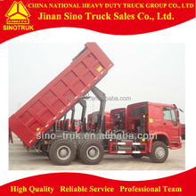 Sinotruk 6X4 dump truck tipper for sale