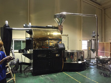 DY 60kg central america coffee roaster 60kg coffe roasting 60kg machine commercial coffee roasters for sale